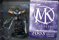 Mage Knight Unlimited 2003 Limited Edition Reaver #163 Le Mint Wizkids