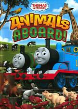 Thomas & Friends Animals Aboard DVD DVD