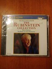 Highlights From The Rubinstein Collection - Pieces Choisies New CD RCA Victor