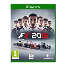 F1 2016 Xbox One MINT Postage