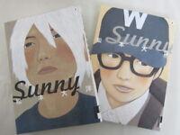 SUNNY Manga Comic Set 1 & 2 TAIYO MATSUMOTO Book Japan SG*