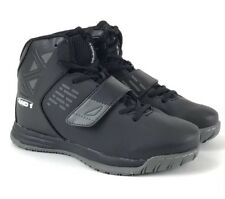 And1 And 1 Tempest Youth AU Skate / Basketball Shoes Size 6 Black Gray NEW  NWOB