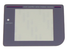 Game Boy GB DMG Classic Glass Screen Lens / Protector de pantalla de Vidrio