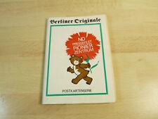 Berliner Originale: ND Pressefest Pionierzentrum Postkartenserie - 15 Postkarten