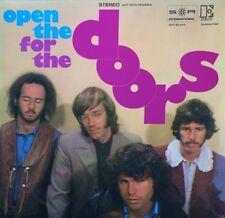 "THE DOORS ""WAITING FOR THE SUN"" ULTRA-RARE ORIGINAL GERMAN LP W/ ALTERNATE COVER"