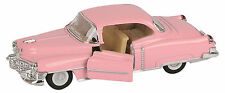 Oldtimer Sammlermodell 1953 Cadillac Series 62 pink 1:43 von KINSMART Neuware!