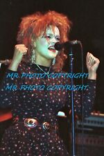 GOGOS BELINDA CARLISLE     original photo    8x12