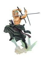 Figuarts ZERO ONE PIECE Roronoa Zoro Gokutora hunt 200mm PVC Figure Japan