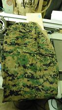 NEW Military Issue Woodland Digital Camouflage Maternity Pants Med USMC WoolRich