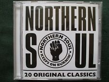 V/A  - Northern Soul 20 Original Classics CD.Disc Is In Excellent. Condition
