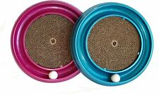 Bergan Turbo Scratcher Cat Toy (Colors Vary)