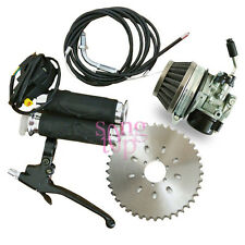 49cc 80cc 2 Stroke Motorized Bike Bicycle Motor Engine Kit