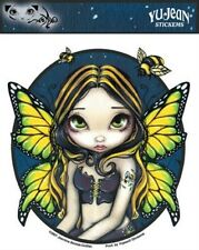 "Jasmine Becket-Griffith Bumble Bee Fairy STICKEr Decal 4""x5"" Die-Cut Wall Window"