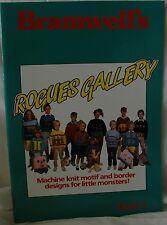 Rogues Gallery Livre 4 pour les enfants-Machine à tricoter livre motif M710