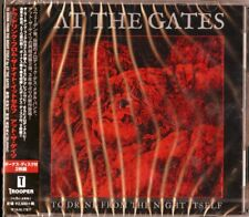 AT THE GATES-TO DRINK FROM THE NIGHT ITSELF-JAPAN 2 CD BONUS TRACK F56