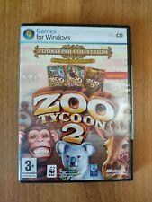 Pack Zoo 2 Tycoon : Zoo Keeper PC