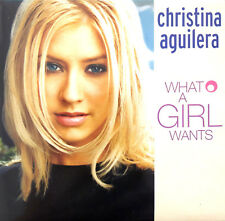 Christina Aguilera ‎CD Single What A Girl Wants - France (EX+/EX+)