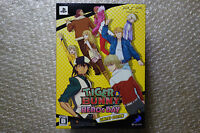 """Tiger & Bunny Hero's Day Limited Edition """"Excellent Condition"""" Sony PSP Japan"""