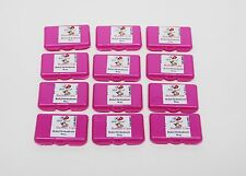 ORTHODONTIC DENTAL RELIEF WAX FOR BRACES BRACKETS GUM IRRITATION FLAVORED 12PK