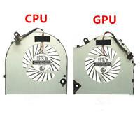 NEW CPU fan & GPU Fan for EVGA SC15 left & right DC5V 0.5A PLB07010S05M