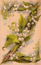 "Vintage Victorian Klein Floral Letter Initial ""Z""  2"" x 3"" Fridge Magnet"