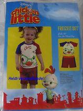 """Freizeitset von Disney """"Chicken little"""" Zweiteiler Strandkleidung Gr. 62 Unisex"""