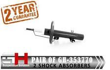 2 AMMORTIZZATORI ANTERIORI PEUGEOT 207 (51 mm)/CITROEN C3 Picasso/GH-353770/