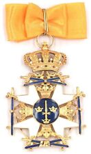 SWEDEN ROYAL KNIGHT GRAND CROSS (ORDER OF THE SWORD) 1ST CLASS