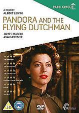 PANDORA AND THE FLYING DUTCHMAN R2 DVD JAMES MASON AVA GARDNER (118 MIN VERSION)