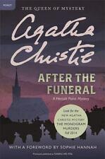 After the Funeral: A Hercule Poirot Mystery (Hercule Poirot Mysteries), Christie
