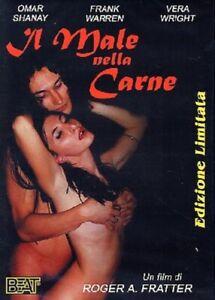 Dvd Joe D'amato - Il Male Nella Carne (2 Dvd) .....NUOVO