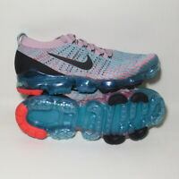 Nike Air Vapormax Flyknit 3 South Beach AJ6910-500 Size Women 12 - Men 10.5 NEW