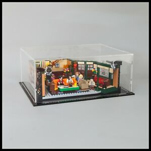 Friends Central Perk acrylic display case for the LEGO model 21319