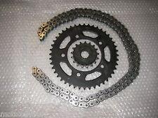 ORIG. kettenkit X-ring-cadena refuerza rueda dentada piñón Chain kit Honda CBR 1100