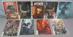 BATMAN WHO LAUGHS #1 2 3 4 5 6 7 (Full Run 1-7 + Variants) DC 2019 Dell'Otto