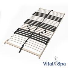 VitaliSpa® 7-Zonen-Lattenrost 90x200cm Premium Härtegradverstellung Komfort