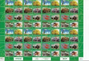 Venezuela: 2016; Set biodiversity, 64 values, flora and fauna, MNH, EBV026