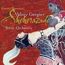Rimsky Korsakov - Scheherazade/Gergiev Ph (NEW CD )
