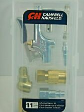 "Campbell Hausfeld 11-Pc Accessory Kit 1/4"" Air Tool Inflation Kit"