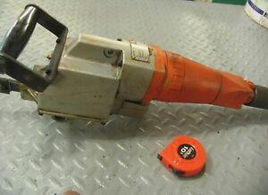 FEIN Pneumatic Hacksaw (Type MOt 6-18) Heavy-Duty industrial recipracating saw
