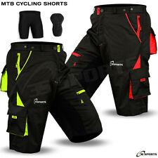 Men's Fabric Cycling Shorts