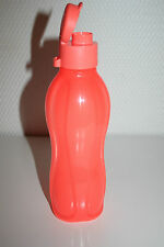 Tupperware® Eco Easy Flasche kinder Trinkflasche Kinderflasche 500 ml NEU korall