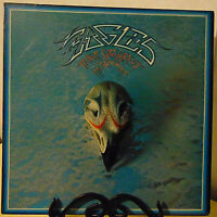 Eagles ‎-Their Greatest Hits 1971-1975-1976 Asylum #7E-1052 Rock Vinyl LP - EX