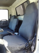 Exact Fit Seat Covers, 1995-2005 Isuzu NPR and GMC 4500 Commercial Work Truck