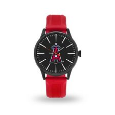 Los Angeles Angels Anaheim Cheer Design Watch Team Color Logo Baseball