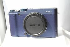 FUJIFILM X SERIES XA1 BLUE DIGITAL CAMERA BODY ONLY