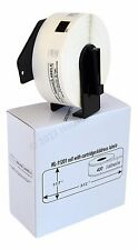 1 Roll DK 1201 Brother Compatible Address Labels With PERMANENT Cartridge
