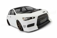 HPI Racing Mitsubishi Lancer Evolution Lan Evo X Body Shell 200mm 17545