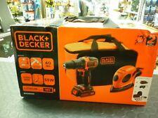 TRAPANO/AVVITATORE BDK200AS1S BLACK&DECKER 18V