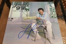 Lionel Richie Signed Commodores Autograph proof coa b